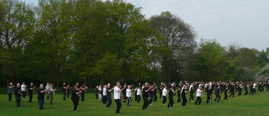 Tai Chi Group from Preston (2)